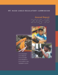 2016 MHCRC Annual Report