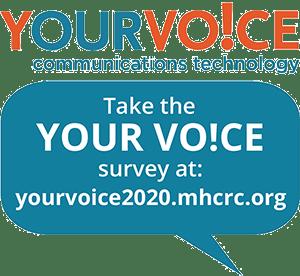 Your Voice Communications Technology Survey Logo